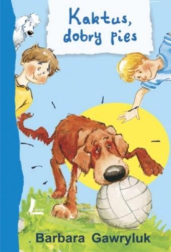 Okładka książki Kaktus, dobry pies