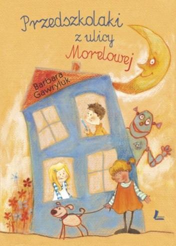 Okładka książki Przedszkolaki z ulicy Morelowej