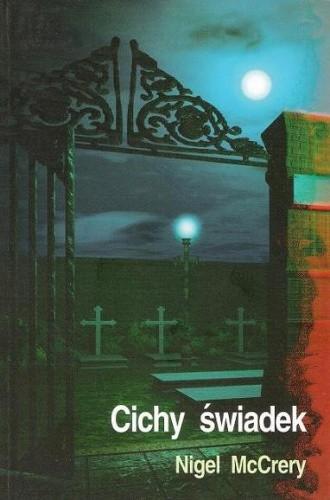 Okładka książki Cichy Świadek