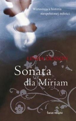 Okładka książki Sonata dla Miriam