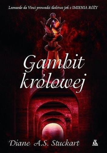 Okładka książki Gambit królowej