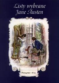 Okładka książki Listy wybrane Jane Austen