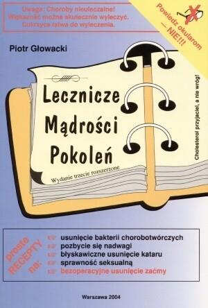 Okładka książki Lecznicze mądrości pokoleń
