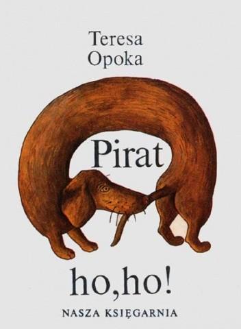 Okładka książki Pirat ho, ho!