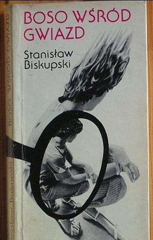Okładka książki Boso wśród gwiazd
