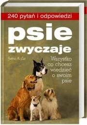 Okładka książki Psie Zwyczaje