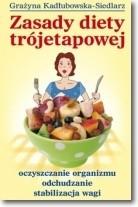Okładka książki Zasady Diety Trójetapowej