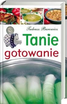 Okładka książki Tanie gotowanie