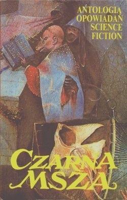 Okładka książki Czarna msza