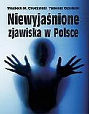 Okładka książki Niewyjaśnione zjawiska w Polsce