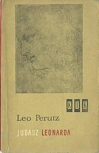 Okładka książki Judasz Leonarda