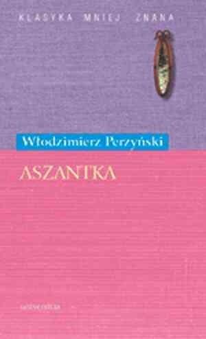 Okładka książki Aszantka