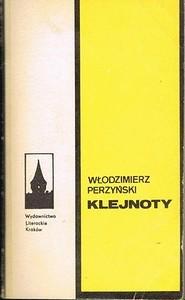 Okładka książki Klejnoty
