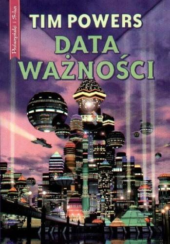 Okładka książki Data ważności