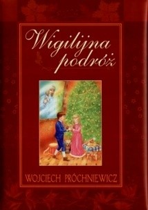 Okładka książki Wigilijna podróż