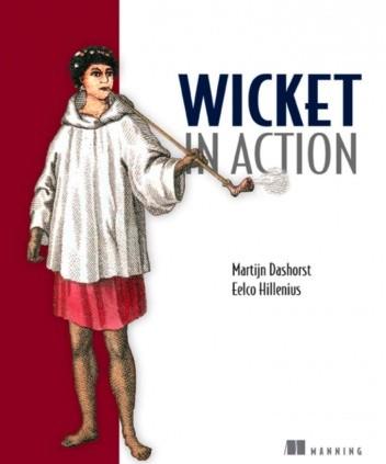 Okładka książki Wicket in Action