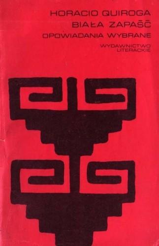 Okładka książki Biała zapaść
