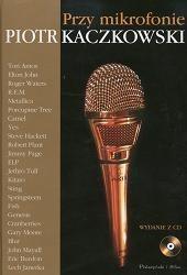 Okładka książki Przy mikrofonie