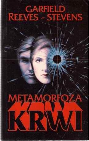 Okładka książki Metamorfoza krwi