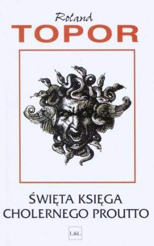 Okładka książki Święta księga cholernego Proutto