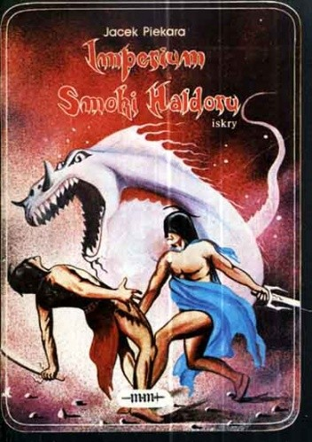 Okładka książki Imperium. Smoki Haldoru