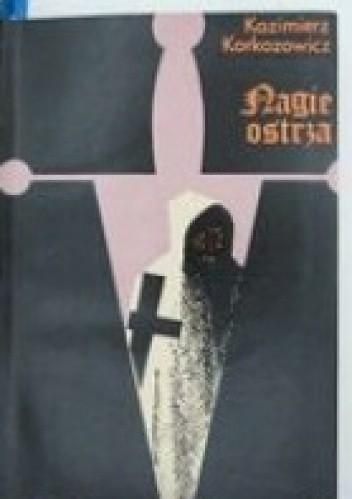 Okładka książki Nagie ostrza