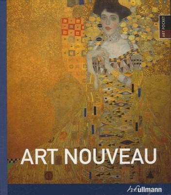 Okładka książki Art Nouveau