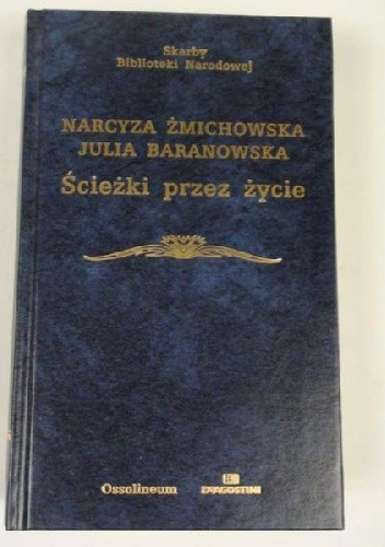 Okładka książki Ścieżki przez życie