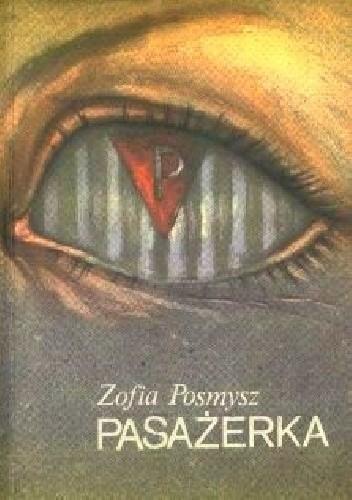 Okładka książki Pasażerka