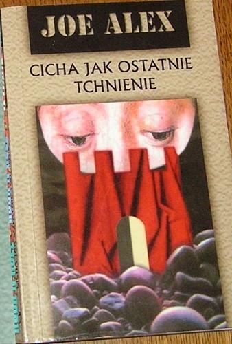 Okładka książki Cicha jak ostatnie tchnienie
