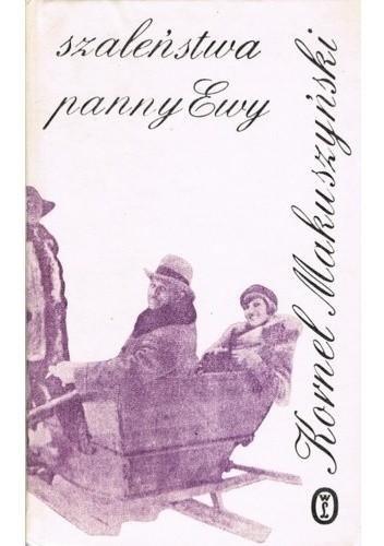 Okładka książki Szaleństwa panny Ewy