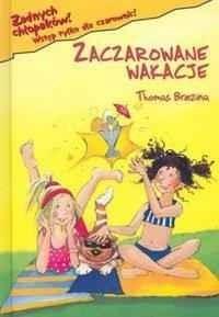 Okładka książki Zaczarowane wakacje