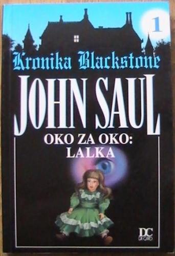 Okładka książki Oko za oko. Lalka