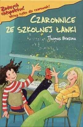 Okładka książki Czarownice ze szkolnej ławki