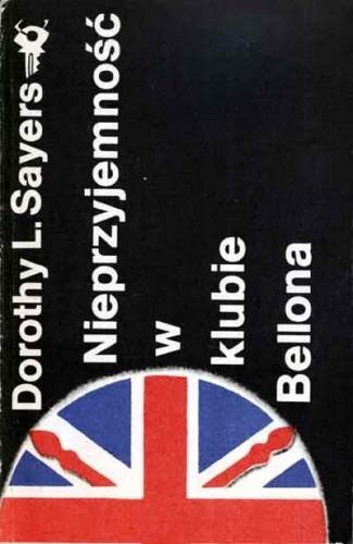 Okładka książki Nieprzyjemność w klubie Bellona
