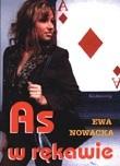 Okładka książki As w rękawie
