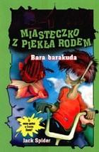 Okładka książki BARA BARAKUDA