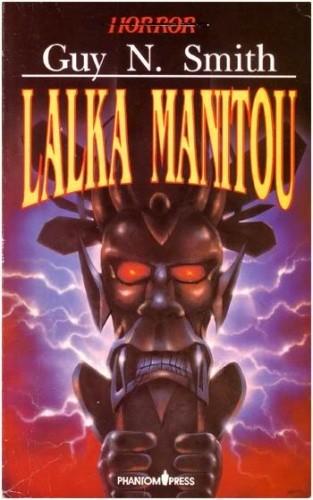 Okładka książki Lalka Manitou