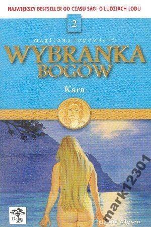 Okładka książki Kara