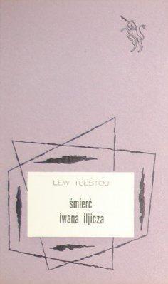 Okładka książki Śmierć Iwana Iljicza