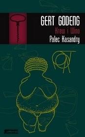 Okładka książki Palec Kasandry