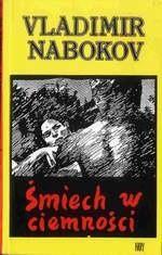 Okładka książki Śmiech w ciemności
