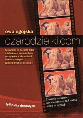 Okładka książki Czarodziejki.com