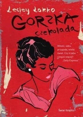Okładka książki Gorzka czekolada