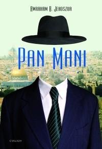 Okładka książki Pan Mani