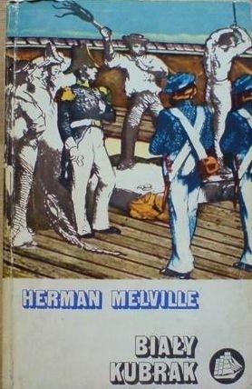 Okładka książki Biały Kubrak czyli świat okrętu wojennego