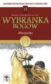 Okładka książki Wieszczki