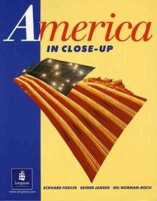 Okładka książki America in Close-Up