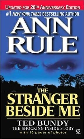 Okładka książki The Stranger Beside Me