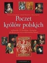 Okładka książki Poczet królów polskich